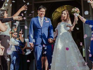 El matrimonio de Rossana y Rodrigo