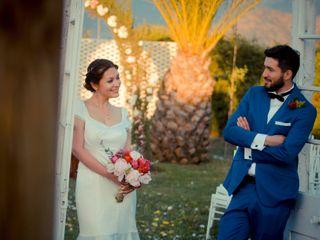 El matrimonio de Camila y Antonio