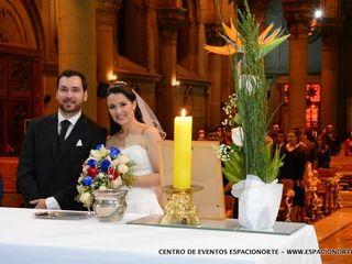 El matrimonio de Sofía y Sergio 1