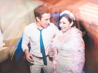 El matrimonio de Lidia y Francisco 2