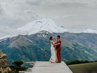 El matrimonio de Manuela y Francisco