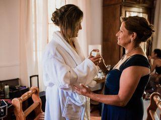 El matrimonio de Constanza y Renato 1