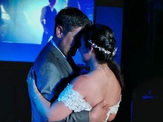 El matrimonio de Alejandra  y Andrés  2