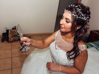El matrimonio de Karen y Miguel 3