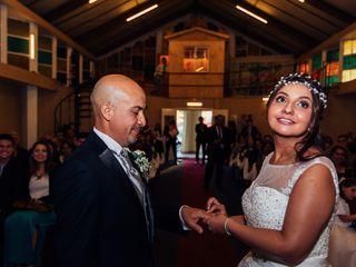 El matrimonio de Karen y Miguel