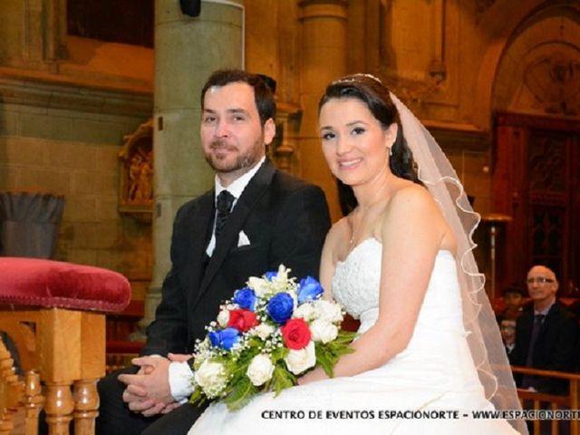 El matrimonio de Sofía y Sergio