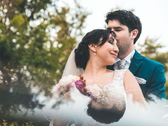 El matrimonio de Lidia y Francisco