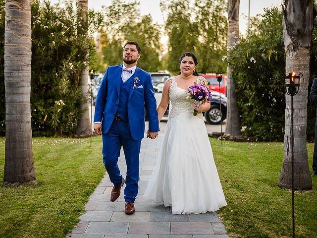 El matrimonio de Victoria y Ignacio