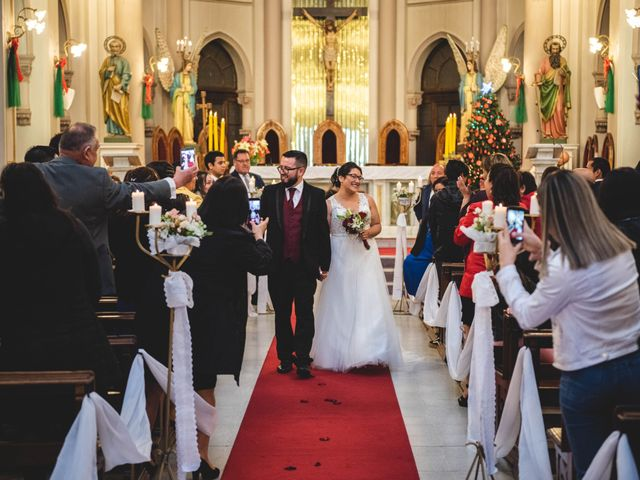 El matrimonio de Rodrigo y Paola en Punta Arenas, Magallanes 1