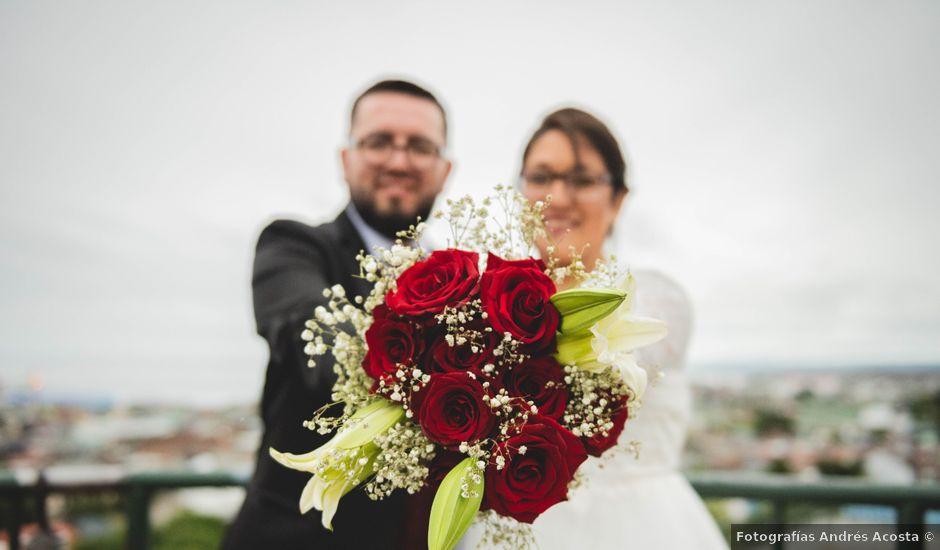 El matrimonio de Rodrigo y Paola en Punta Arenas, Magallanes