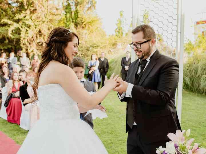 El matrimonio de Natalia y Henry