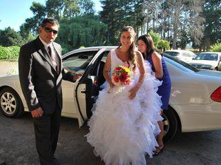 El matrimonio de Camila y Cesar 2