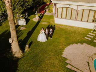 El matrimonio de Natalia y Henry 1