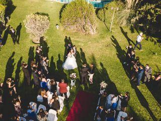 El matrimonio de Natalia y Henry 2