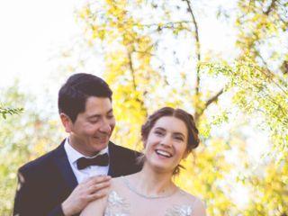 El matrimonio de Steffany y Jorge
