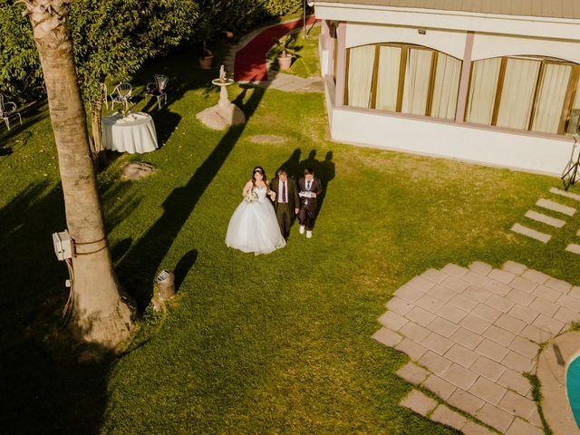 El matrimonio de Henry y Natalia en La Florida, Santiago 2