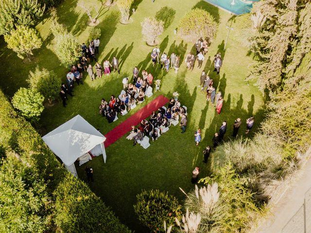 El matrimonio de Henry y Natalia en La Florida, Santiago 4