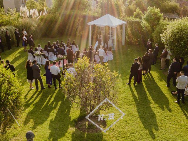 El matrimonio de Henry y Natalia en La Florida, Santiago 6