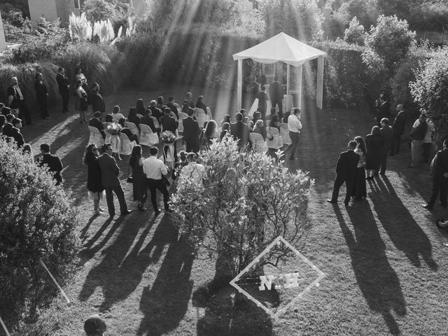 El matrimonio de Henry y Natalia en La Florida, Santiago 7