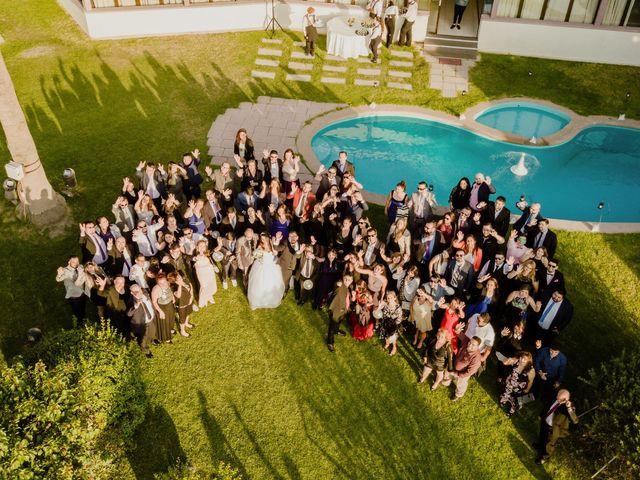 El matrimonio de Henry y Natalia en La Florida, Santiago 9