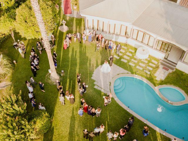 El matrimonio de Henry y Natalia en La Florida, Santiago 10