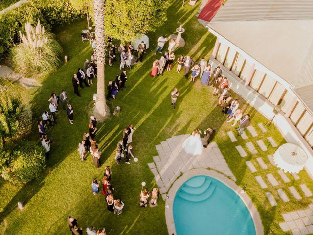 El matrimonio de Henry y Natalia en La Florida, Santiago 11