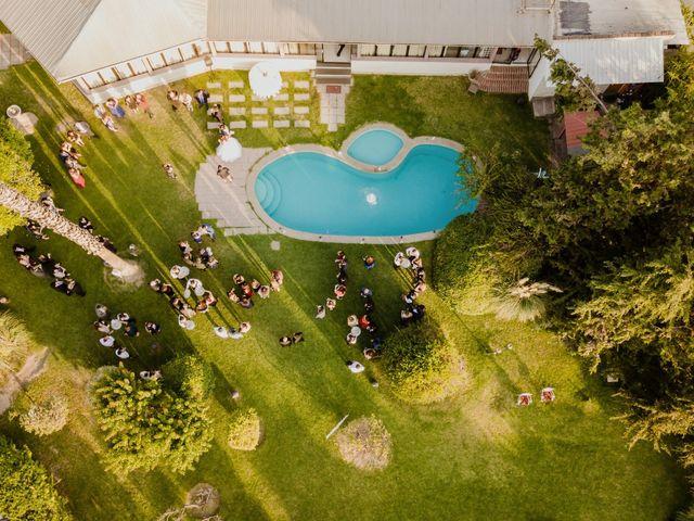 El matrimonio de Henry y Natalia en La Florida, Santiago 12