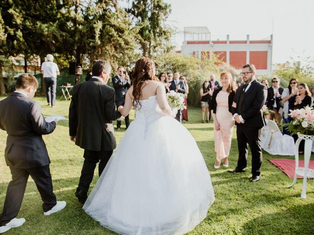 El matrimonio de Henry y Natalia en La Florida, Santiago 15