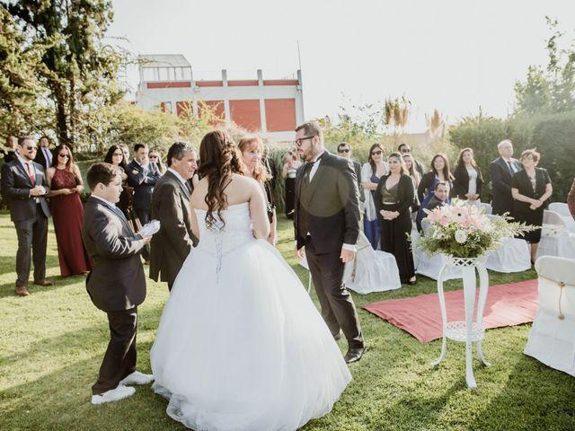El matrimonio de Henry y Natalia en La Florida, Santiago 16
