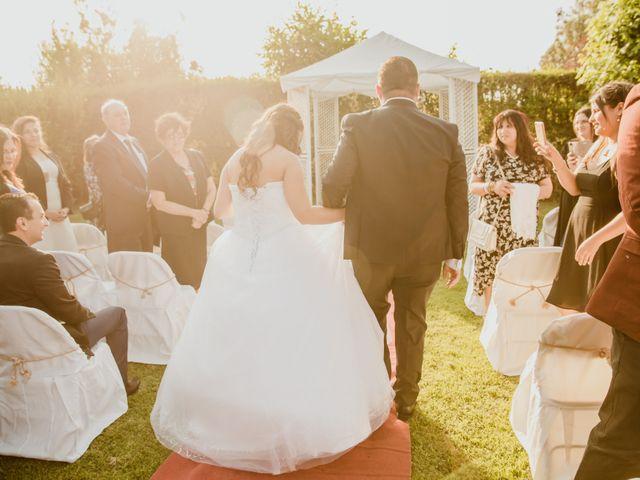 El matrimonio de Henry y Natalia en La Florida, Santiago 17