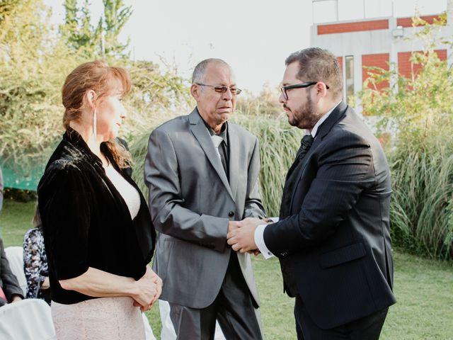 El matrimonio de Henry y Natalia en La Florida, Santiago 18