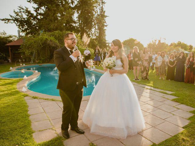 El matrimonio de Henry y Natalia en La Florida, Santiago 1