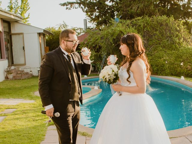 El matrimonio de Henry y Natalia en La Florida, Santiago 22