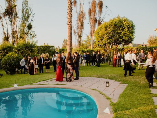 El matrimonio de Henry y Natalia en La Florida, Santiago 23