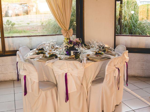 El matrimonio de Henry y Natalia en La Florida, Santiago 25