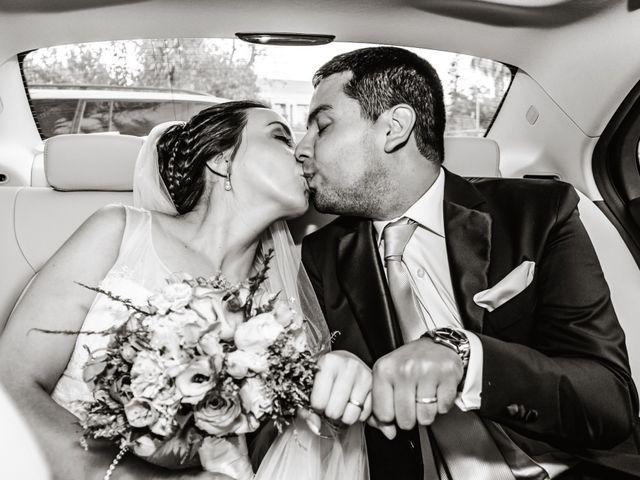 El matrimonio de Trinidad y Gustavo