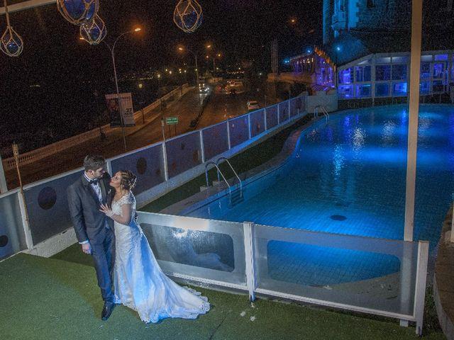 El matrimonio de Yoselyn y Miguel
