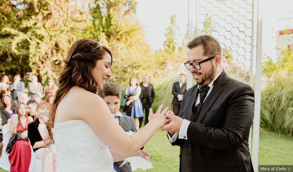 El matrimonio de Henry y Natalia en La Florida, Santiago