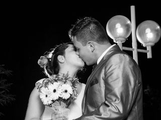 El matrimonio de Dee Dee y Sebastian 1