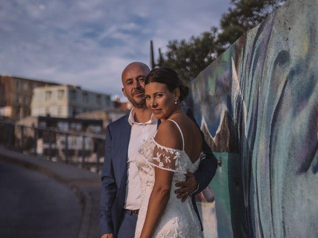 El matrimonio de Luciana y Claudio