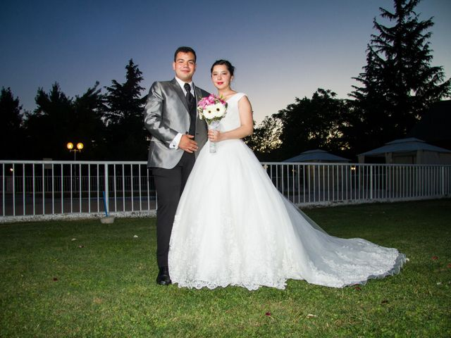El matrimonio de Dee Dee y Sebastian