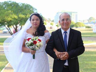 El matrimonio de Milycen y Marcelo 1