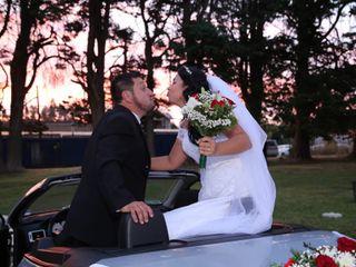 El matrimonio de Milycen y Marcelo 2