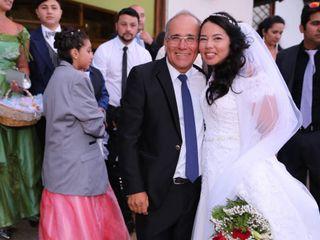 El matrimonio de Milycen y Marcelo 3