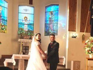 El matrimonio de Milycen y Marcelo