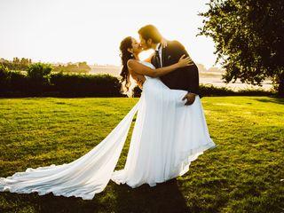 El matrimonio de Francia y Fabián