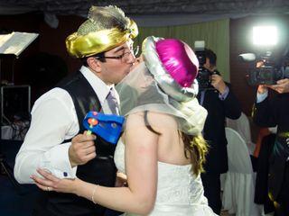 El matrimonio de Lorena y Cristian 3