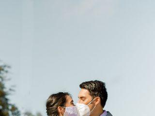 El matrimonio de Felipe Ignacio y Paula Antonia  2