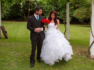 El matrimonio de Nataly y Simon 3