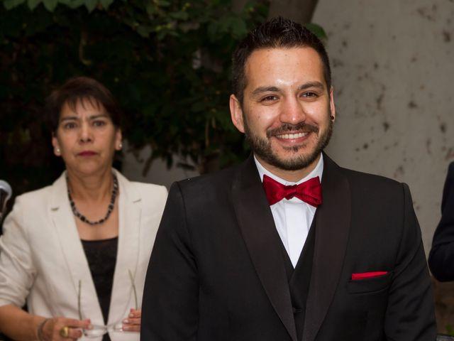 El matrimonio de Simon y Nataly en Calera de Tango, Maipo 5